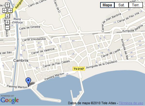 Routes and Guided Tours Cambrils 4