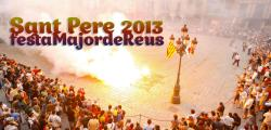 Second day of the Festival of Sant Pere in Reus