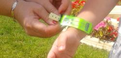 Salou distributed 20,000 wristbands to prevent loss of children