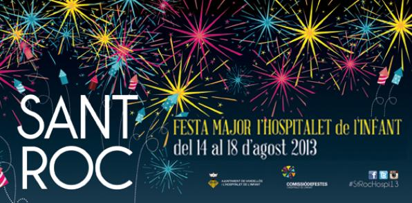 Festa Major d'Estiu de Sant Roc a l'Hospitalet de l'Infant 2013.