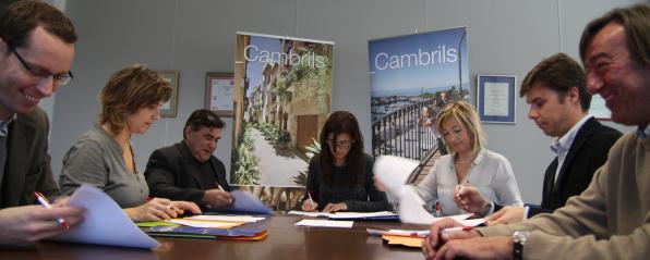 Cambrils, fourth tourist town of Catalonia