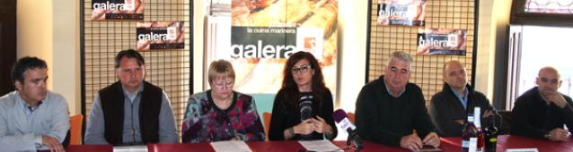 Cambrils involves 60 restaurants in the Days of Galera 2014