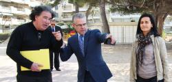 Works to improve services and access to the Capellan Salou Beach