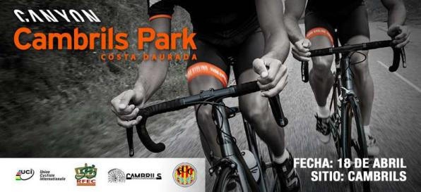 The poster of Canyon Cambrils Park