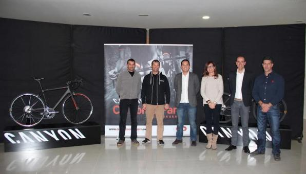 The presentation event of Canyon Cambrils Park 2015