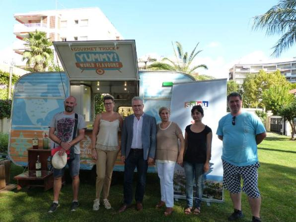 Time of submission of Salou Shopping Festival