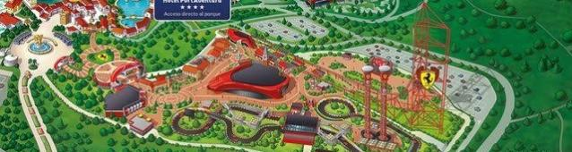 guide of ferrari land