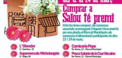 Shops of Salou will give a plant for purchases