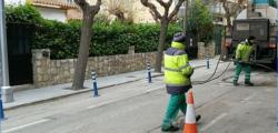 The City Council will improve the asphalting of twenty streets Salou
