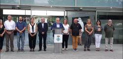 The City Council of Salou pays tribute to the victims of the attacks