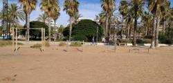 The Levante beach will have new devices to do exercises