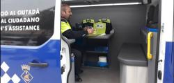Nous desfibril·ladors per a vehicles de la Policia Local