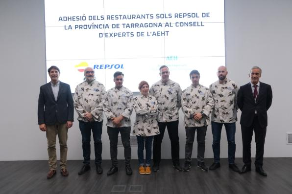 The Sol Repsol and Michelin stars of the AEHT Council of Experts