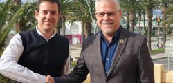 Marc Espasa, new manager of the Tourism Board of Salou