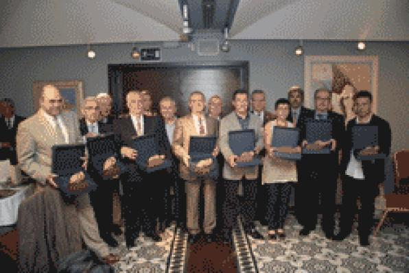 "2011 Awards Ceremony of the journal ""Food and Tourism"""