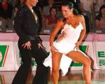Salou again received the National Open ballroom dancing