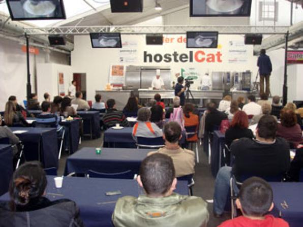 Successful 1st Exhibition of Food HostelCat and inauguration of the 2nd Fair of Hotel and Restaurant