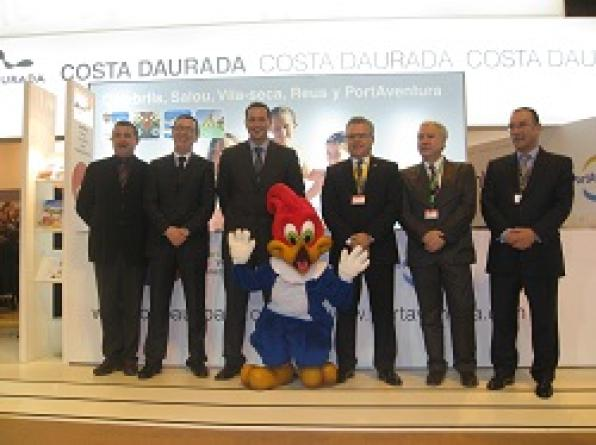 Reus, Cambrils, Salou and Port Aventura Vilaseca jointly participate in FITUR 2011