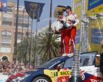 Citroen, with Loeb and Sordo, champion RACC Catalunya-Costa Daurada Rally of Spain