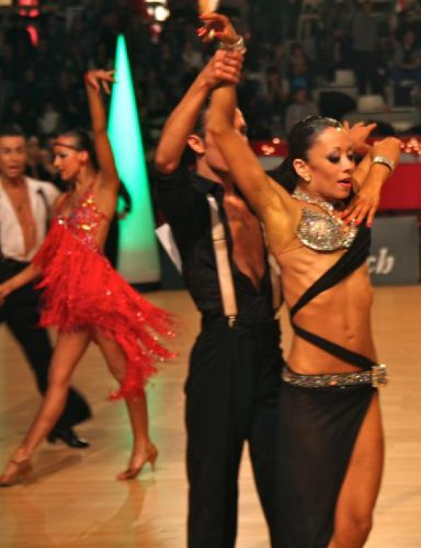 Cambrils welcomes you to a dance Sports Olympiad  with 3500 participants from 5 to 9 April