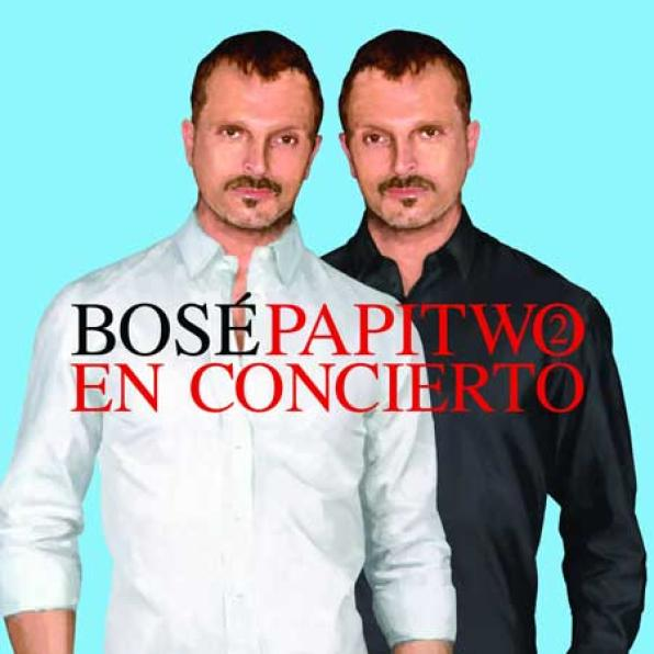 Miguel Bose will perform on August 11 in Cambrils Papitwo tour in 2012