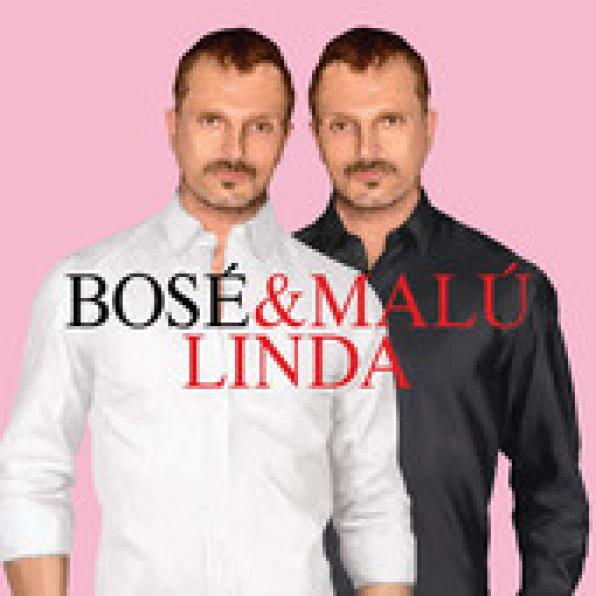 'Linda', first duet Papitwo the sale of the tour that will bring Miguel Bose Cambrils on August 11