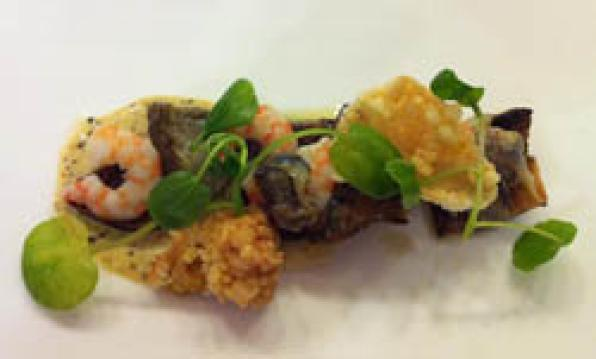 The Gourmets of Tarragona enjoy in Cambrils the great  cuisine in Can Bosch