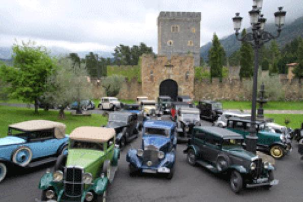 On April 5, take out the old car XXXII Ral.li Cambrils