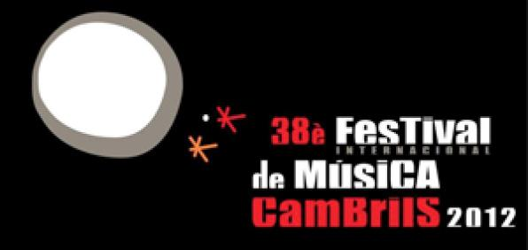 The 38th International Music Festival of Cambrils offer eleven performances this summer