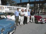 Salou has organized the first rally of classic cars Costa Dorada
