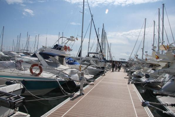 On Thursday open the second edition of the Maritime Fair in Costa Dorada