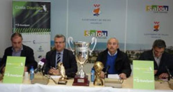 II Tournament  Soccer Cup, Costa Dorada, Salou and Cambrils from 1 to 4 April with 1300 athletes