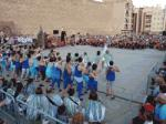 Some 300 people enjoyed the feast of ,Mar Vivent, in Hospitalet