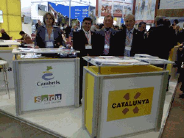 Salou and Cambrils meet with Russian tour operators and incoming travel agencies in Moscow