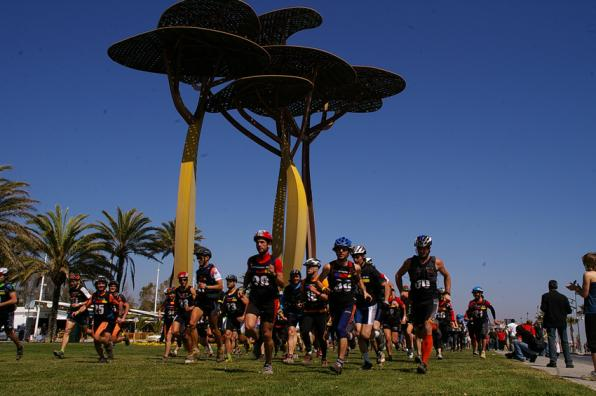 The show comes to Pineda with the twelfth edition of Raid de Aventura La Pineda Beach