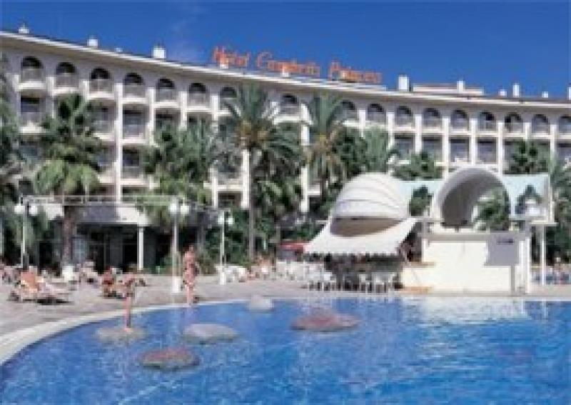 hotel en cambrils tarragona: