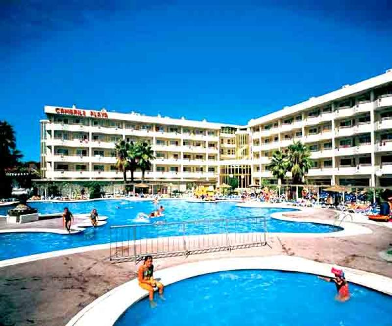Hotel cambrils playa for Hotel familiar cambrils