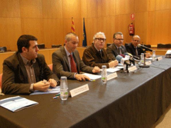 Municipalities of the </br>Costa Dorada join together to promote tourism