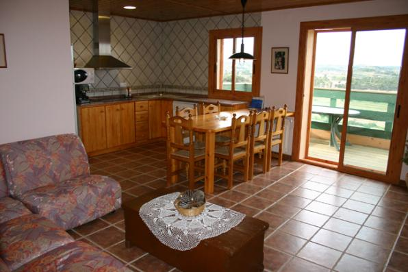 Lo Celler - apartament rural - Arnes