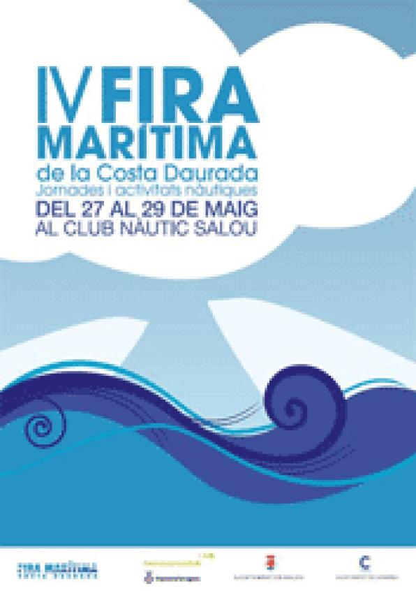 Opening of the Fourth Edition of Maritime Fair in Costa Daurada