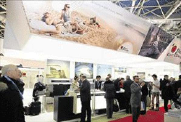 Salou presents its offer at the Fair MITT in Moscow