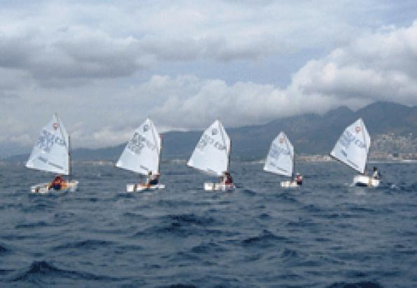 SalouŽs Nautic  welcomes the Optimist Sailing Championship of Catalonia