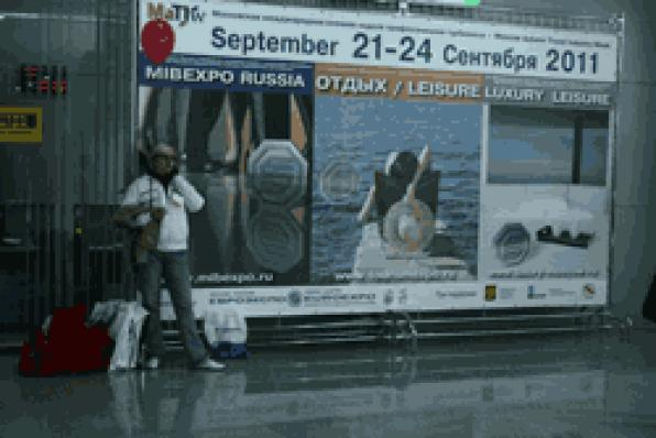 Salou and Cambrils travel to Moscow tourism fair Otdykh Leisure