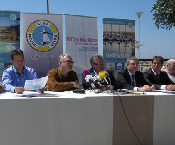 Salou and Cambrils present the Third Edition of Maritime Fair in Costa Daurada