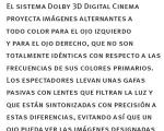 OCINE Les Gavarres installs a projector for the premiere of the new Toy Story 3D