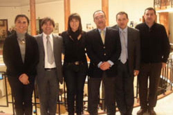 The municipalities of the Costa Dorada prepare its Plan of Action 2010 in Santander